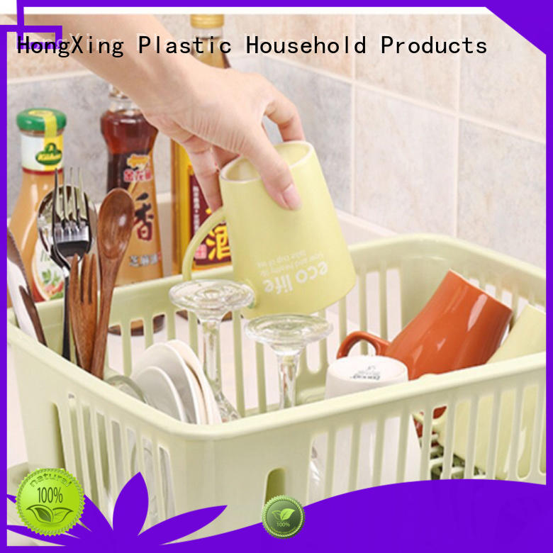 HongXing new design kitchen plastic items wholesale for kitchen