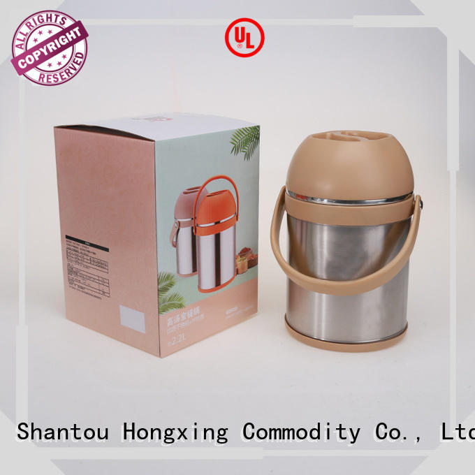 HongXing Microwave Safe plastic tiffin box great practicality for rice