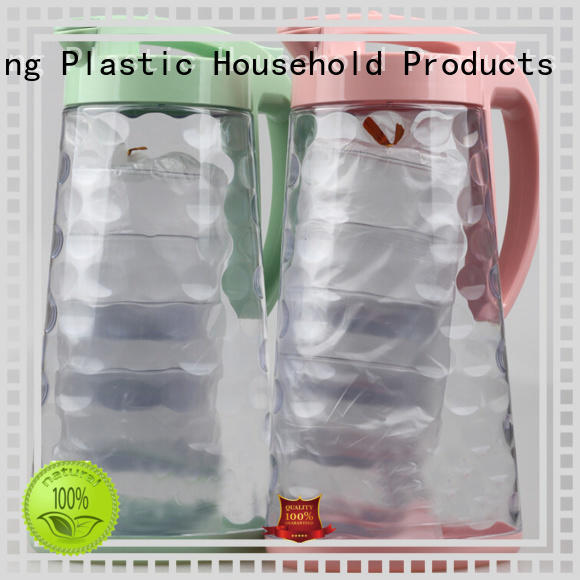 HongXing clear plastic jugs great practicality to store fruits