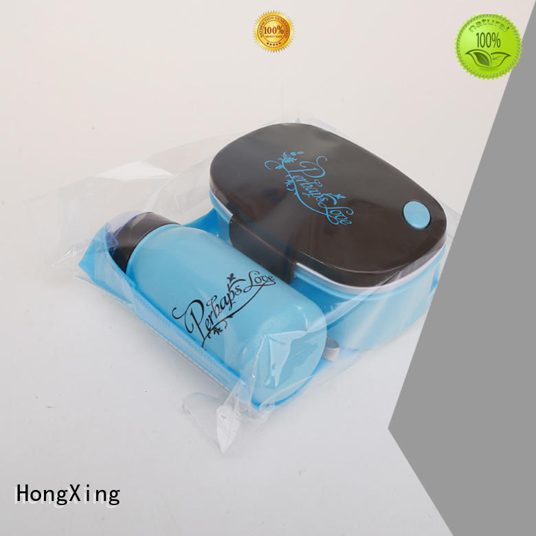 HongXing great practicality microwave lunch box for candy