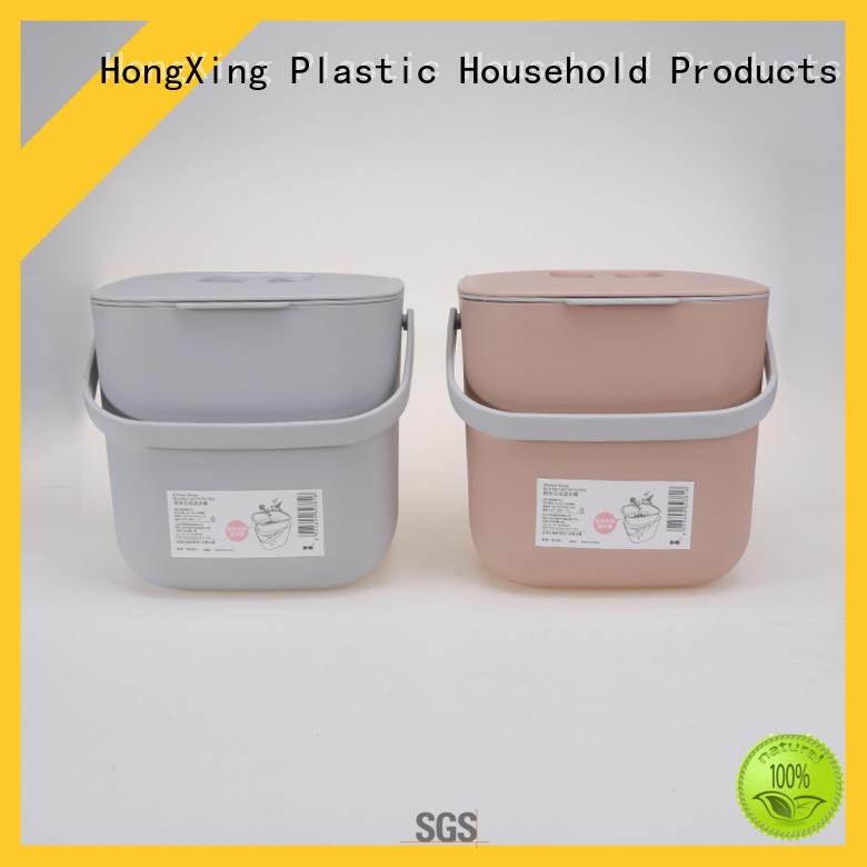 HongXing waste wicker storage baskets certifications for room