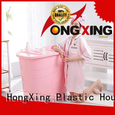HongXing bath refinish plastic bathtub for kitchen