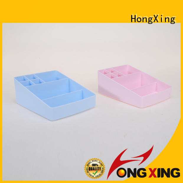 HongXing fashionable plastic storage boxes with handle great practicality for sushi