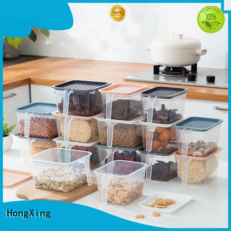 HongXing 1300ml food storage containers  manufacturer for macaron