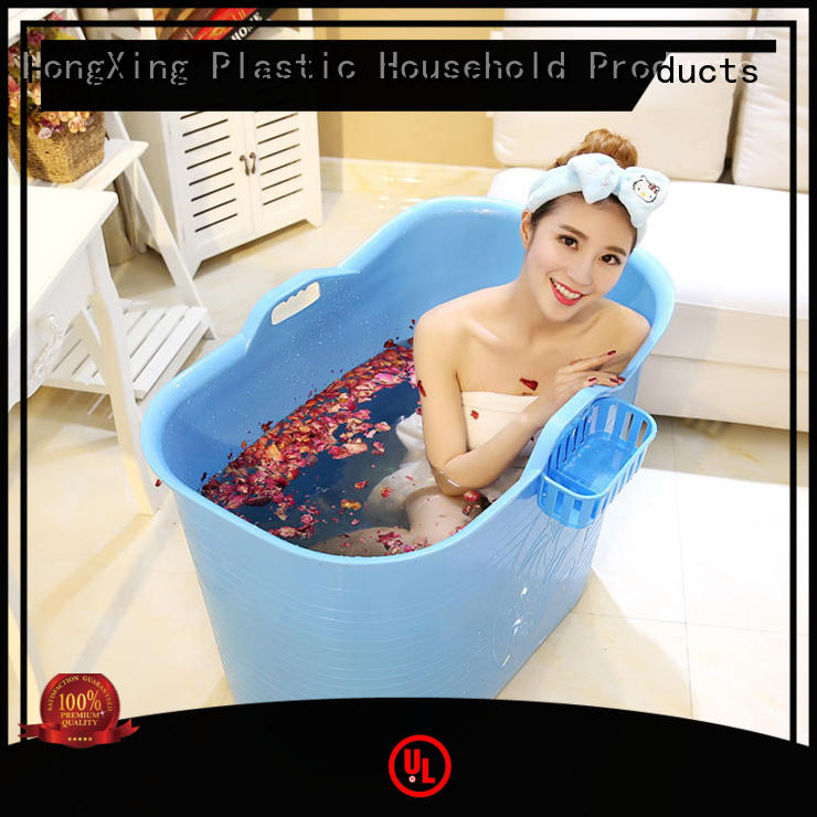 HongXing stable performance plastic bathtub cleaner great practicality for living room