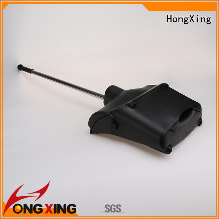 HongXing steel best dustpan and brush set long-term-use for home