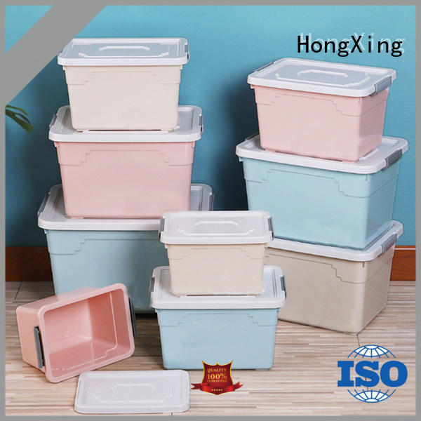 HongXing bedroom plastic storage container great practicality for rice