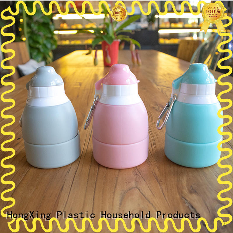 HongXing handle plastic sports water bottles certifications for teacher