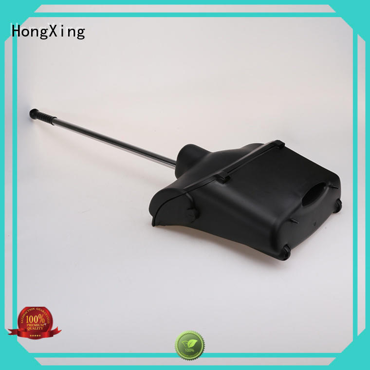 affordable broom with standing dustpan plastic widely-use for home