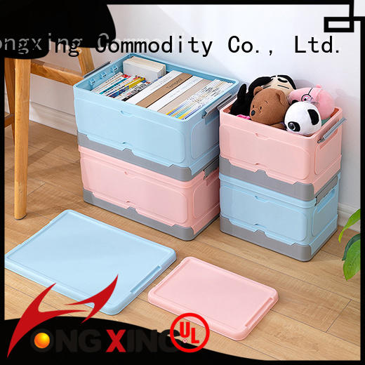HongXing practical plastic storage boxes with lids reliable quality for snack