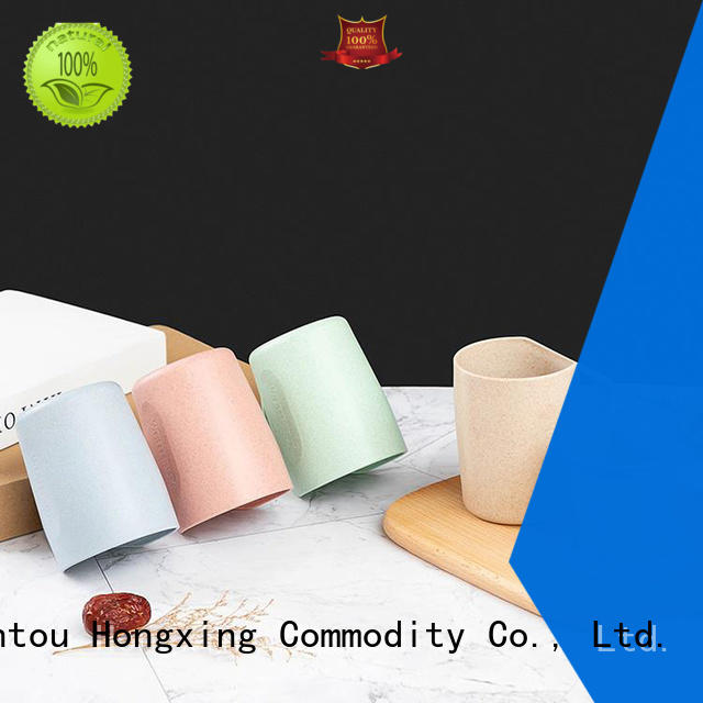 HongXing lid plastic drinking cups from manufacturer for student