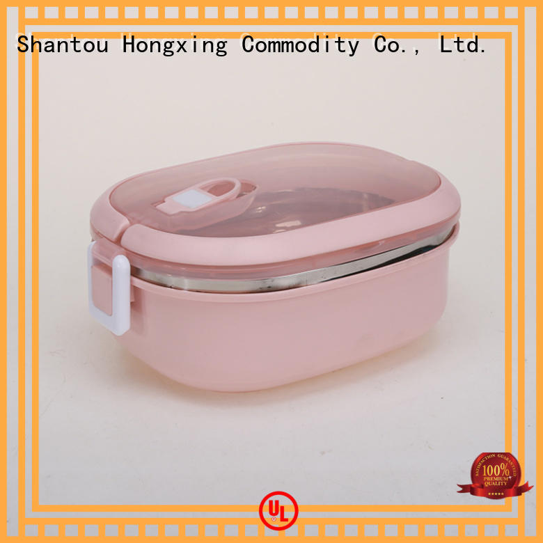 HongXing practical custom lunch box for noodle