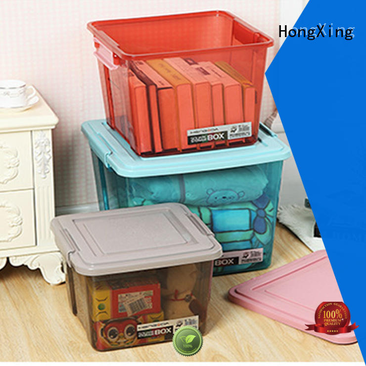 HongXing stable performance plastic boxes for sale great practicality for stocking fruit