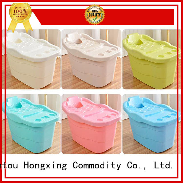 HongXing bathtub plastic bathtub great practicality for room