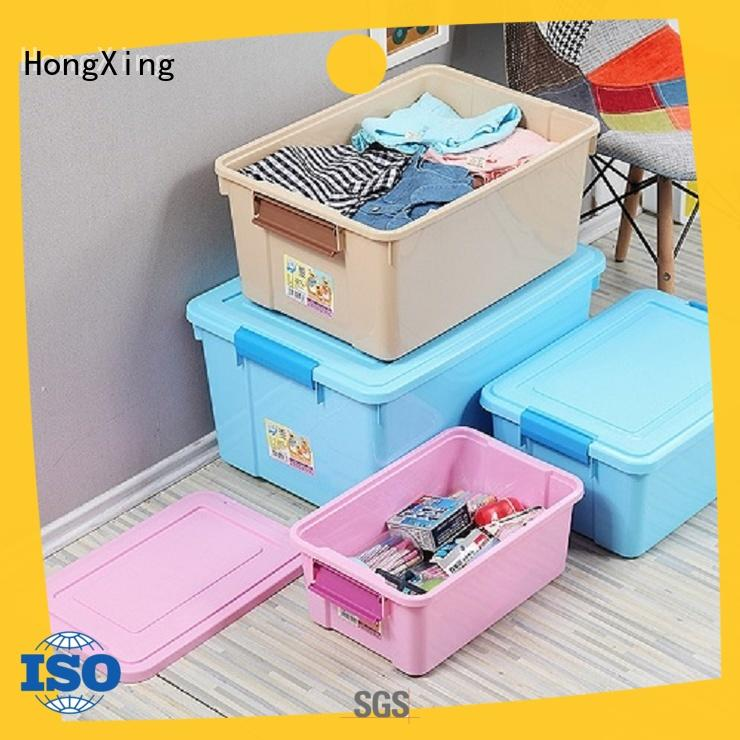 HongXing practical plastic boxes for sale good design for noodle