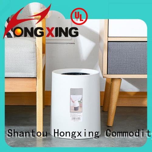 HongXing reliable quality plastic garbage bin bulk production for bedroom