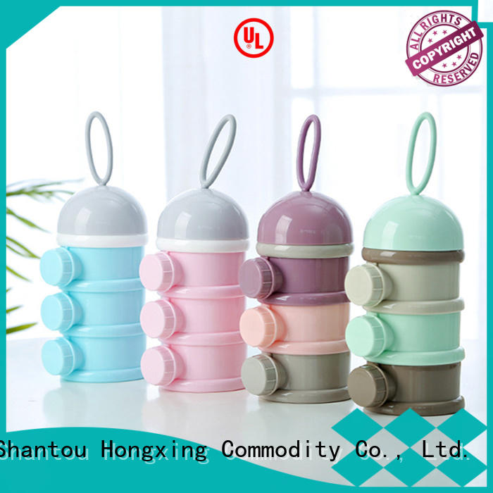 HongXing milk baby formula container inquire now for mother