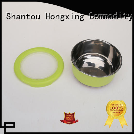 HongXing pp food storage containers for noodle