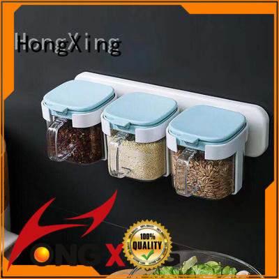 HongXing safety plastic tableware set with good price to store fruits