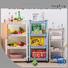 HongXing rack kitchen racks plastic for home juice