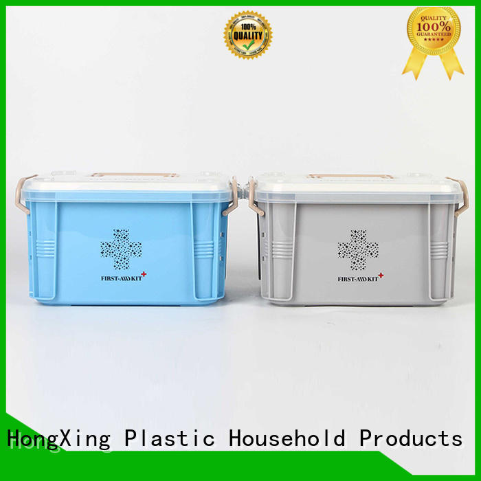 HongXing shape plastic storage container for sushi