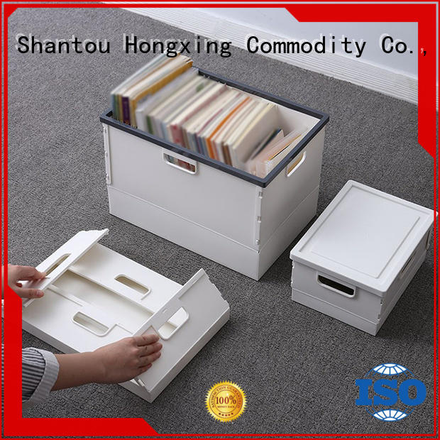 HongXing 70l plastic storage containers for sale great practicality for cookie