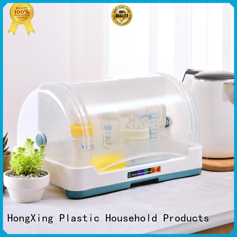 HongXing organizing plastic storage boxes with wheels good design for vegetable