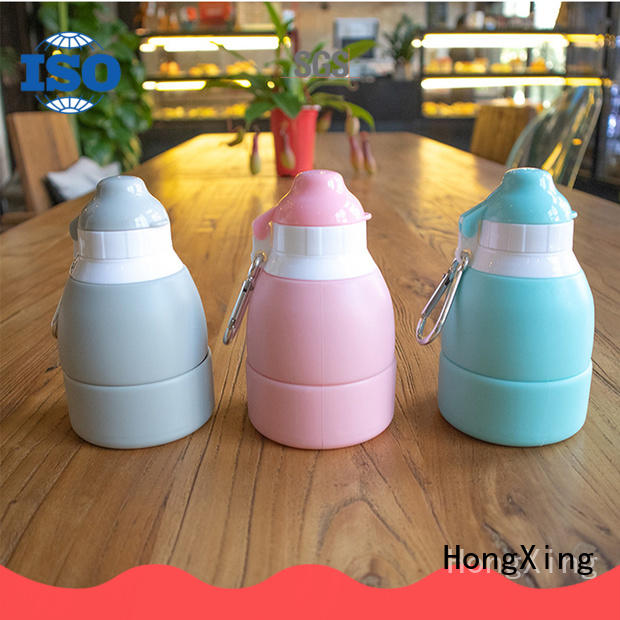 cute plastic drinking bottles bpa Chinesesupply for baby