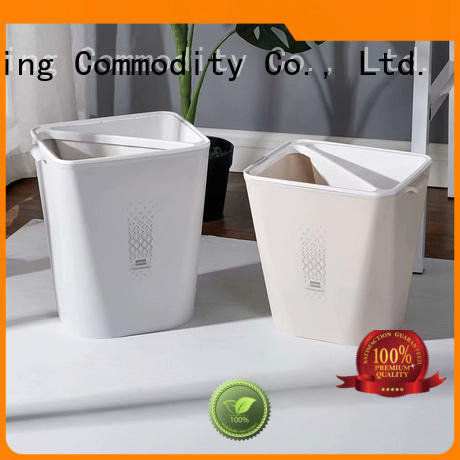 HongXing trash plastic waste bins bulk production for home