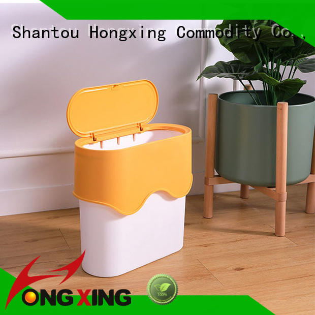 reliable quality plastic kitchen trash cans 30l from China for room