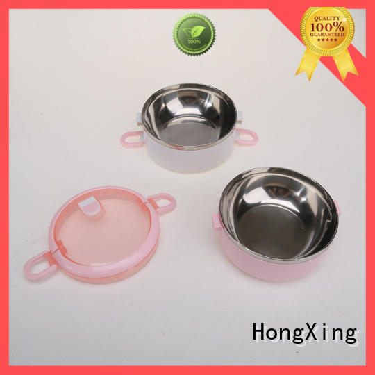 HongXing fashionable lunch food containers stable performance for cookie