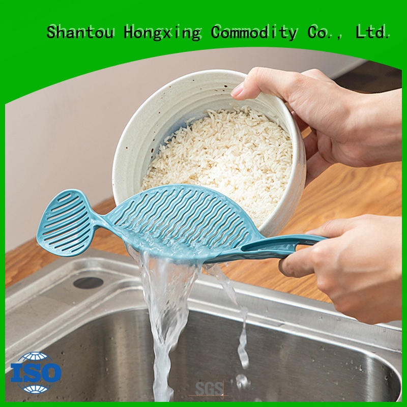 HongXing has plastic sieve to store fruits
