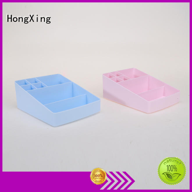 HongXing different layers custom plastic containers with reasonable structure for storage clothes