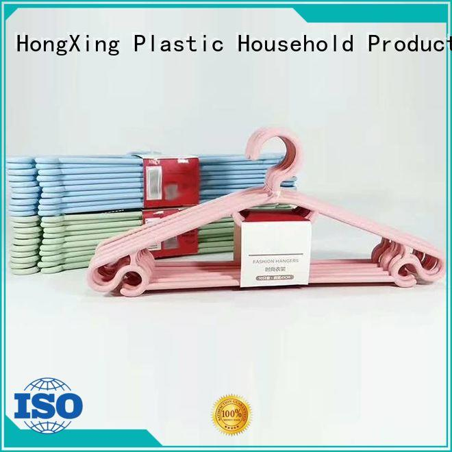 HongXing stable performance wire hangers wholesale for room