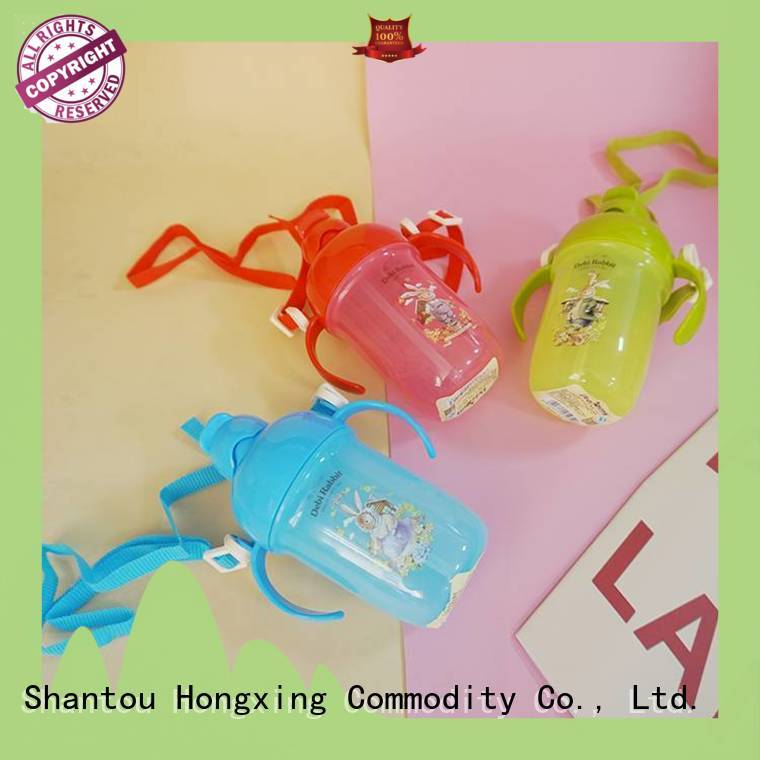 HongXing straw baby water bottle long-term-use for adults