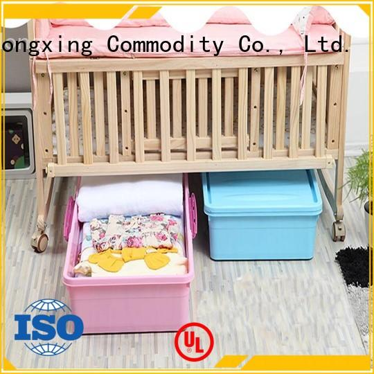 HongXing cookies plastic storage containers for sale stable performance for candy