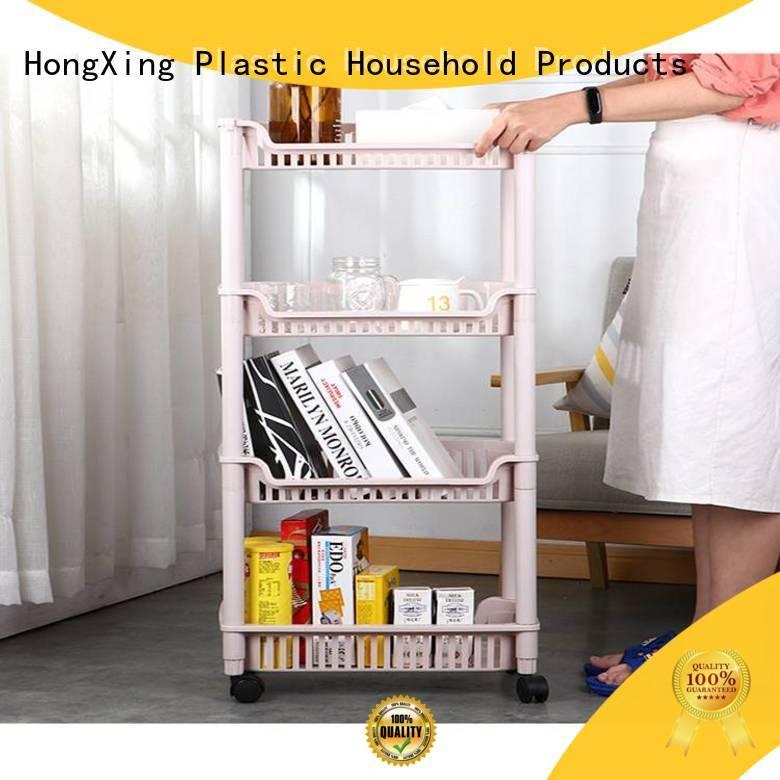HongXing New arrival plastic shelf rack from manufacturer for drinking