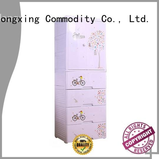 fashionable baby clothes storage wardore bulk production for clothes