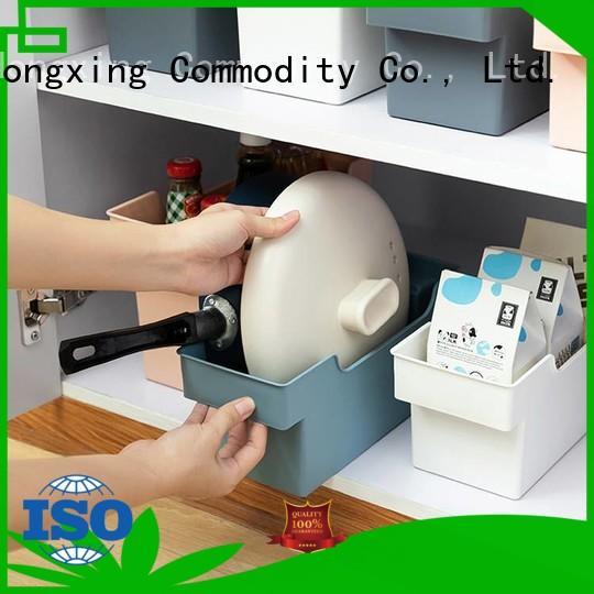 Microwave Safe plastic storage box handleplastic for candy