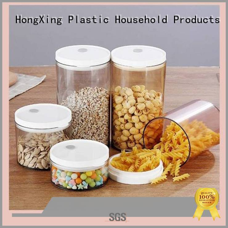 HongXing box food storage containers for salad