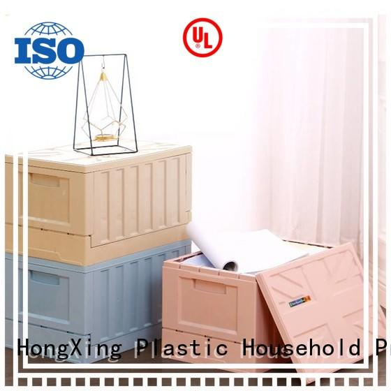HongXing Microwave Safe plastic storage boxes with lids good design for rice