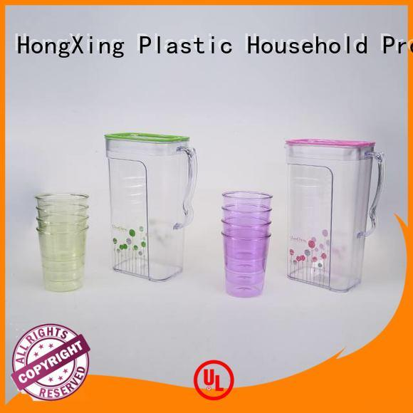 HongXing different sizes clear plastic jugs reliable quality for kitchen