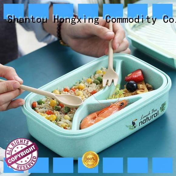 HongXing stable performance adult lunch box reliable quality for bread