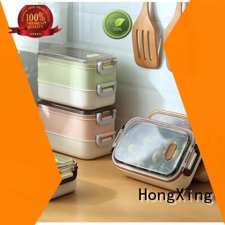 Microwave Safe lunch box microwave safe material reliable quality for rice