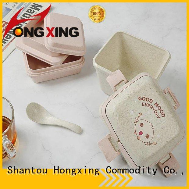 great practicality plastic food containers fiber stable performance for snack