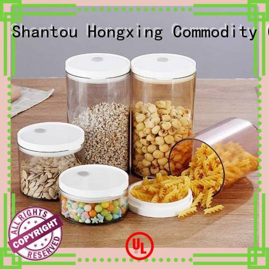 good design plastic food storage boxes material from China for snack