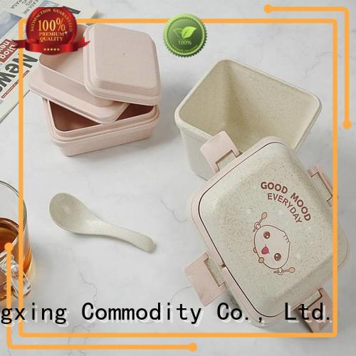 HongXing kids bento style lunches for adults great practicality for macaron
