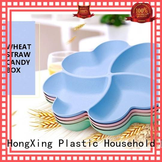 HongXing cute stainless steel flatware with many colors for home