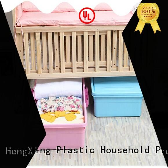 HongXing good design cheap plastic storage boxes great practicality for salad