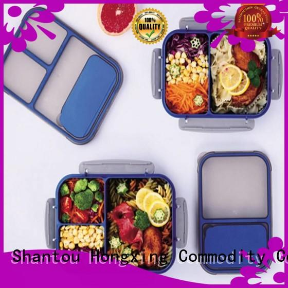 stable performance bento lunch box kids plastic good design for rice